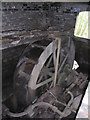 SJ8243 : Old Waterwheel Keele University by David Emley