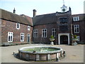 TQ2476 : Courtyard at Fulham Palace by Ian Yarham
