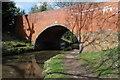 SP0173 : Bridge 65, Worcester and Birmingham Canal by Philip Halling