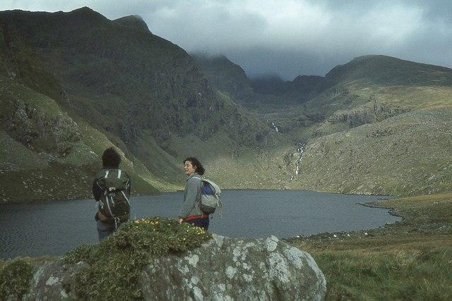 Lough Guttia, Brandon
