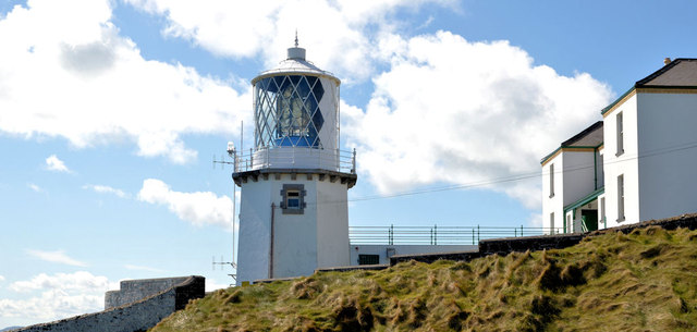 The Blackhead lighthouse, Whitehead (2013)