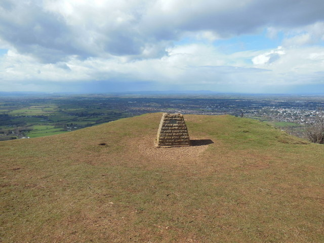 The Topograph, Leckhampton Hill