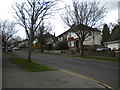 SK3080 : Furniss Avenue, Totley Brook by Richard Vince