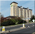 SU9679 : Holiday Inn, Chalvey, Slough by John Grayson