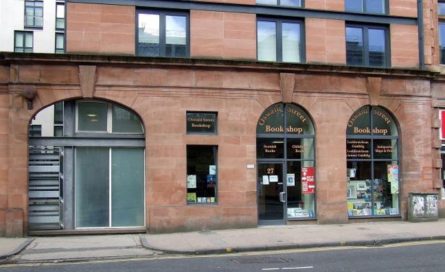 Glasgow Oswald Street Car Park Glasgow