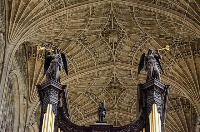King S College Chapel Ceiling Amp Organ 169 The Carlisle