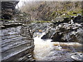 NN1983 : Poll Garbh, Spean gorge by Andy Waddington