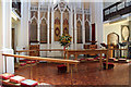 TQ3975 : St Michael &amp; All Angels, Pond Road, Blackheath Park - Chancel by John Salmon