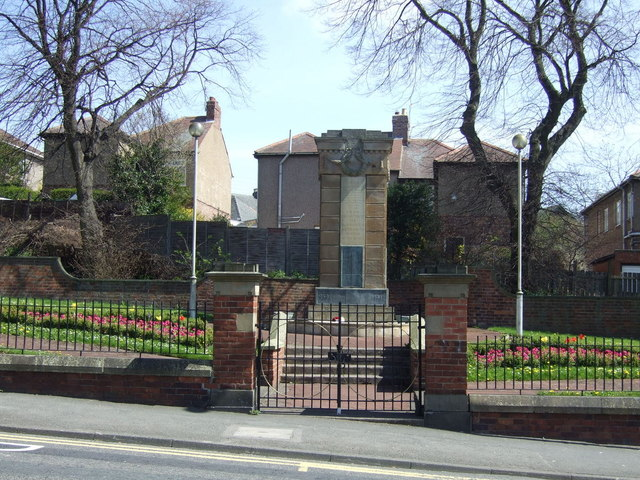 War Memorial, Birtley, Gateshead