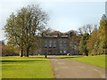 SD5908 : Haigh Hall and Driveway by David Dixon