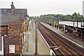 TQ6288 : West Horndon station, 1991 by Ben Brooksbank