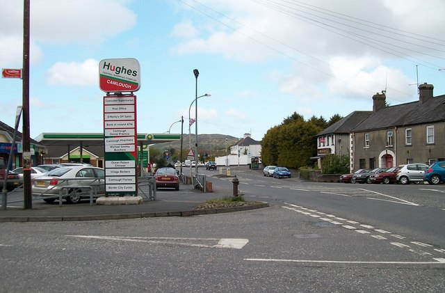 Hughes 39 service station at the junction eric jones for 15 st judes terrace dural