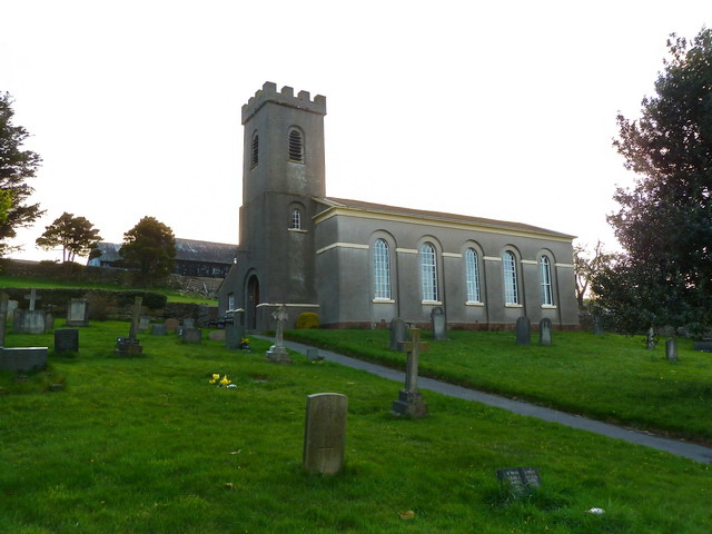 St Matthews Church, Dendron