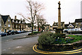 In 1235 Northleach was described as a new market town. The K6 Telephone Kiosk is Grade II Listed as are many of the buildings on the main road.