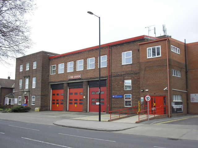 Old Fire Station, Fulwell