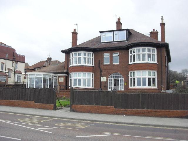Seaburn residential care home for elderly