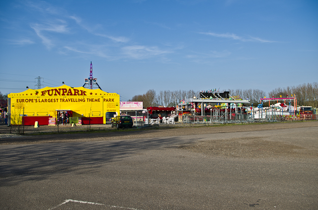 funpark hewitts farm 169 ian capper geograph britain and