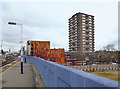 TQ3278 : Elephant &amp; Castle. looking North by Des Blenkinsopp
