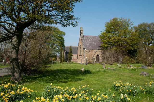 Church of St. Cuthbert, East Rainton