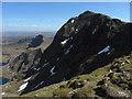 SH6054 : Snowdon and Y Lliwedd by Gareth James
