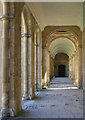 SP5106 : The cloister, All Souls, Oxford : Week 18