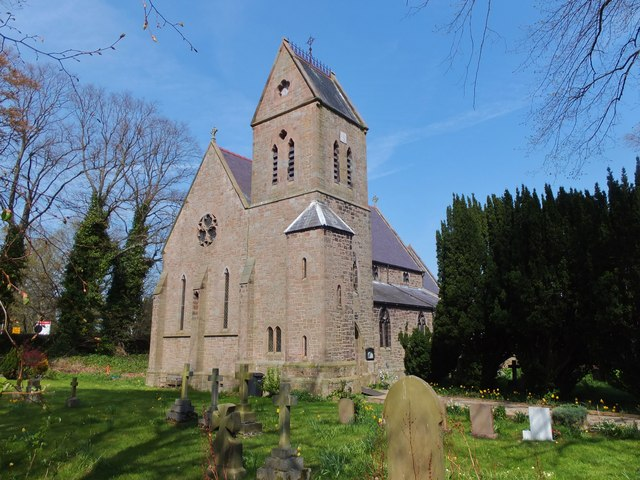 Church of St Ninian, RC, Wooler