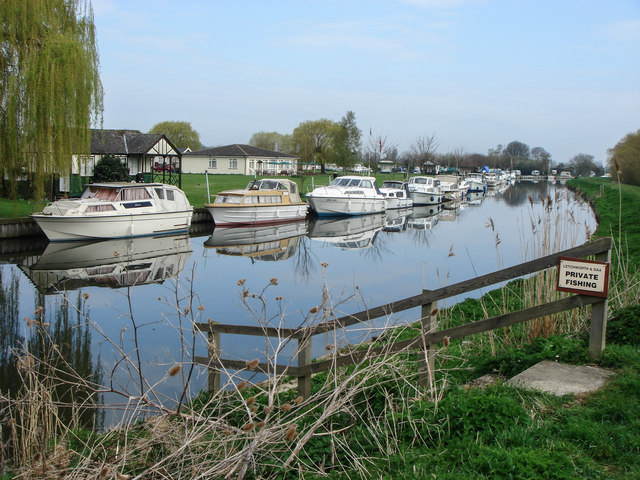 River Cam at Clayhithe