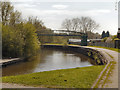 SD5704 : Leeds and Liverpool Canal (Leigh Branch), Pipe Bridge at Poolstock by David Dixon