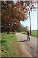 SK6275 : Cycling in Clumber Park by Graham Hogg