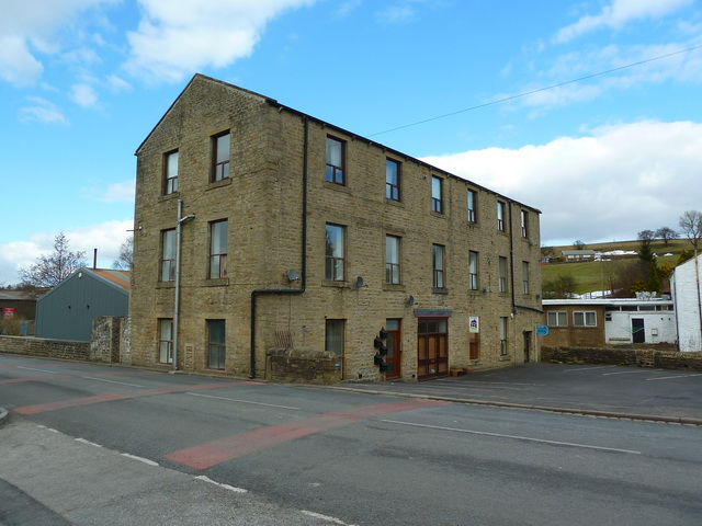 Becks Crossings, Trawden