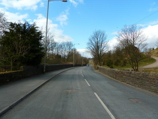 Skipton Road, Trawden