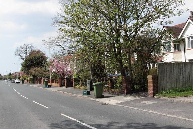 Moss Lane, Churchtown
