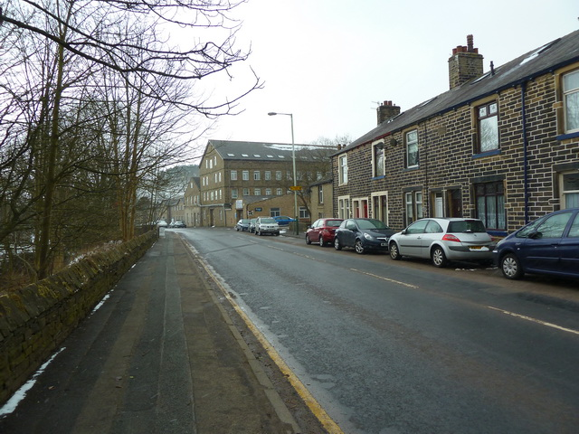 Holcombe Road, Helmshore