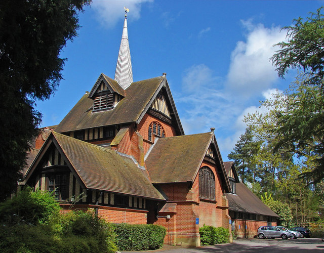 St Paul's Church, Camberley