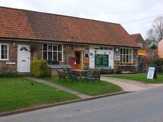 The Village Store, Terrington