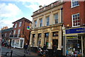 SU9743 : Lloyds Bank, Godalming by N Chadwick