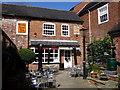 SK3516 : Ashby-de-la-Zouch: Tudor Court Tea Room by Chris Downer