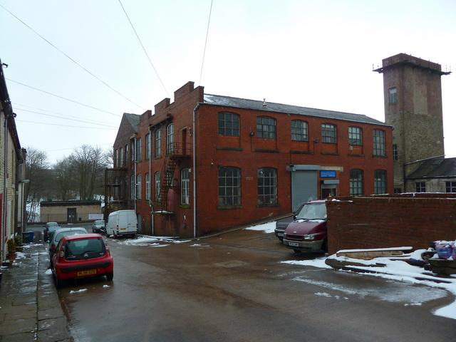 Park Mill, Helmshore