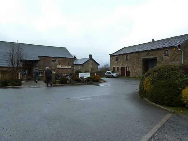 Bashall Barn, Bashall Town