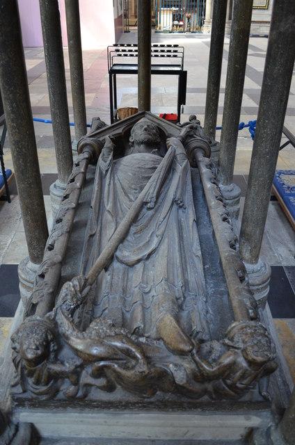 Tomb Of Walter De Gray York Minster 169 Julian P Guffogg Cc