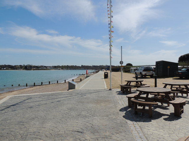 New Promenade - Bembridge Harbour