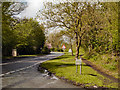 SJ8276 : Chelford Road/Soss Moss Lane Junction by David Dixon