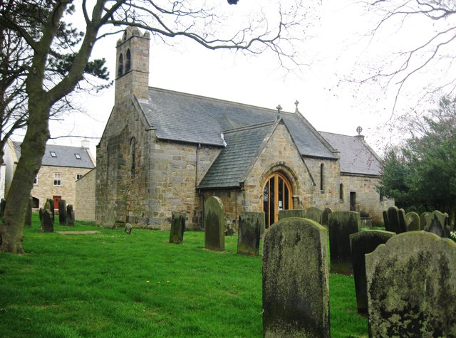Church of St. Mary, Longframlington