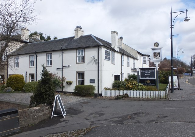 Balloch House Hotel Dog Friendly