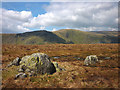NY4806 : Rocks on Great Howe, Longsleddale by Karl and Ali