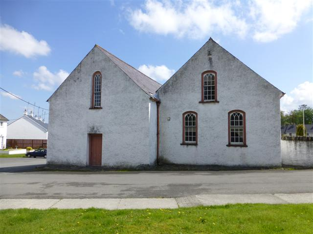 The Old Meeting House, Ramelton
