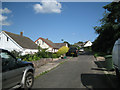 SX9272 : Ringmore Close, Shaldon by Robin Stott