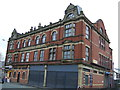 SJ8697 : Former Beswick Co Operative Society Building by JThomas