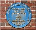 Photo of James Drake blue plaque