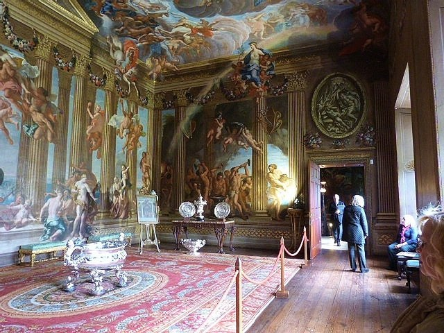 The Quot Heaven Room Quot Burghley House C Derek Voller